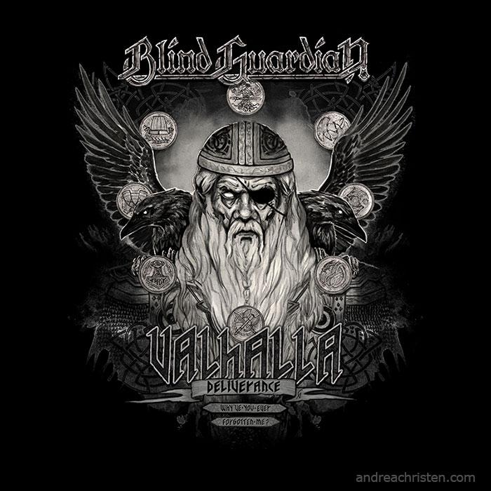 Valhalla Blind Guardian